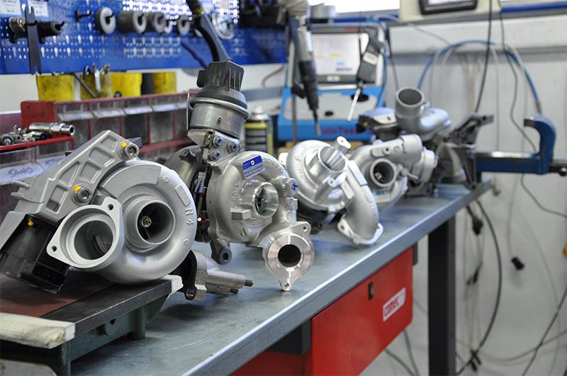 Турбокомпресори - ремонт и продажба от ТurboServiz, безплатна диагностика